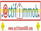 votre agent immobilier actifimmob (GREOLIERES 06)