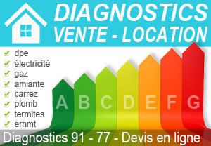 diagnostic immobilier 91 Essonne