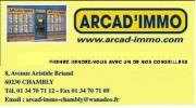 Location Appartement Persan  95340 3 pieces 42 m2