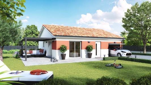 Programme immobilier neuf crest 4 pi ces 83 m2 drome for Achat maison neuf 83