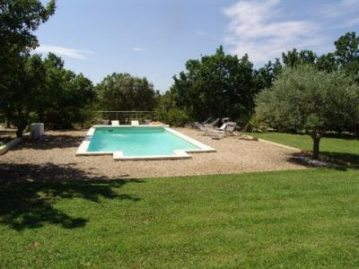 photo Rent for holidays House CUCURON 84
