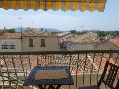 photo Rent for holidays Apartment BALARUC-LES-BAINS 34