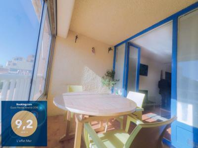 Rent for holidays Apartment GRUISSAN