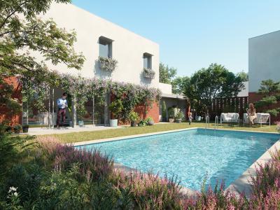 House For Sale In Beauzelle 5 Rooms 110 M2 Haute Garonne 31700 France