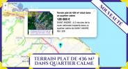 For sale Land Cambuston SAINT-ANDRA© 97440 70 m2